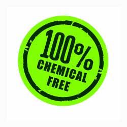 No Preservatives, No Colours, No Harmful Chemicals