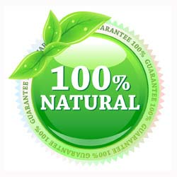 100% Natural and high quality products